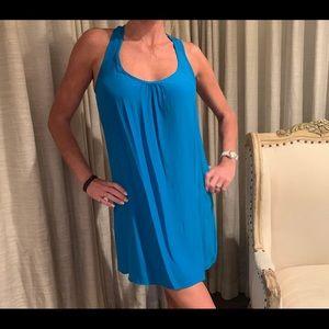 Alice&Trixie silk blue dress